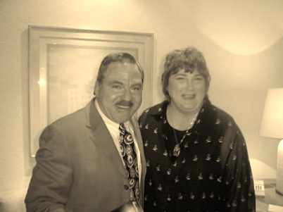 James Van Praagh and Tina Michelle